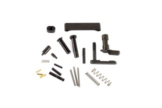 Chip McCormick AR Lower Parts Kit Complete
