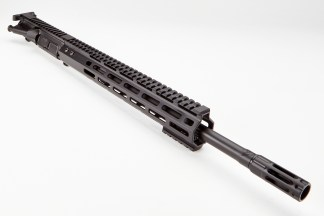 "Wilson CombatRIFLEUpper, Complete, Forged, 300 BLK, Protector, Pistol Length, 16"", Round, Q-Comp, 1-7 Twist, BlackTR-UF300BRCP16RQ7B"