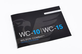 Wilson CombatBOOKS | DVDSOperations Manual, Replacement, Wilson Combat WC-10/WC-15TR-BOOK-AR
