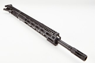 "Wilson CombatRIFLEUpper, Complete, Forged, 5.56 NATO, Protector, Mid-Length, 16"", Round, Q-Comp, 1-8 Twist, BlackTR-UF556LEM16RQ8B"