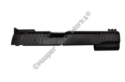 "Rock Island Armory 5"" Full Size 1911 Slide 10mm/40SW Wide & Top Serrations LPA BULL"