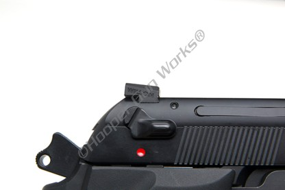 "Wilson Combat Battlesight, Serrated Blade, .270"" for Beretta 92FS/96FS 630"