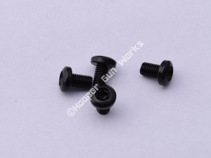 Rock Island Armory 1911 OEM Black Hex Head Grip Screws - 4 pack