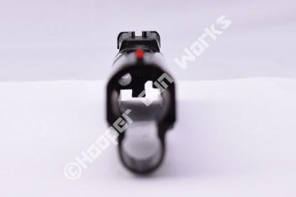 "Rock Island Armory 4.25"" Commander 1911 Slide 10mm/40S&W GI Serration Adjustable Sight"