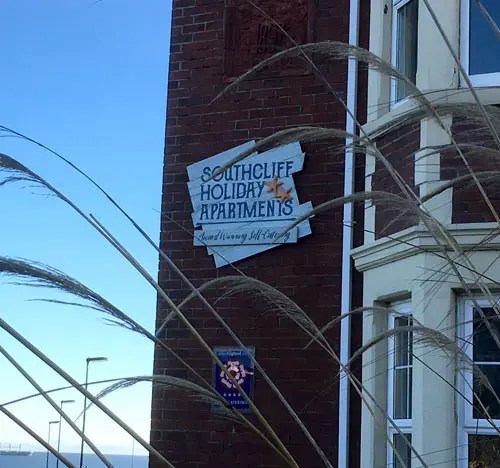 Southcliff Cullercoats signs