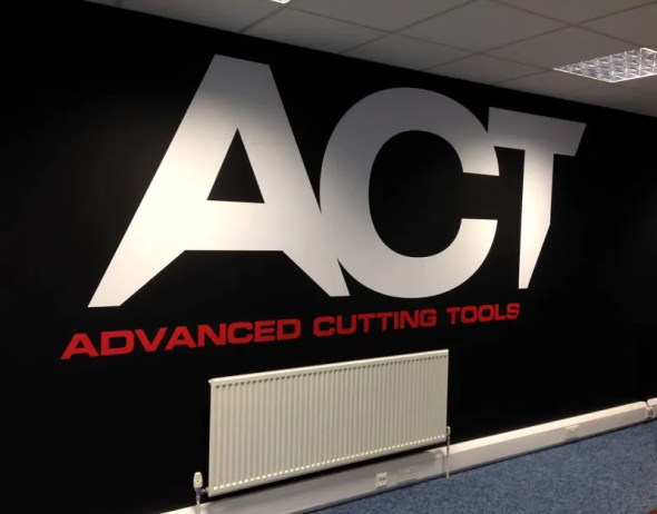 Feature Wall Graphics for ACT