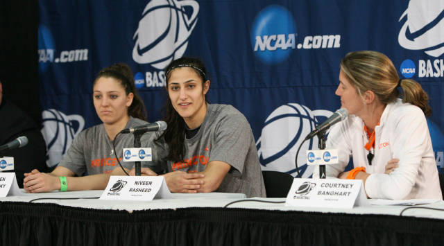 Princeton ready to take on Florida State in Waco, seeks first-ever NCAA tournament win