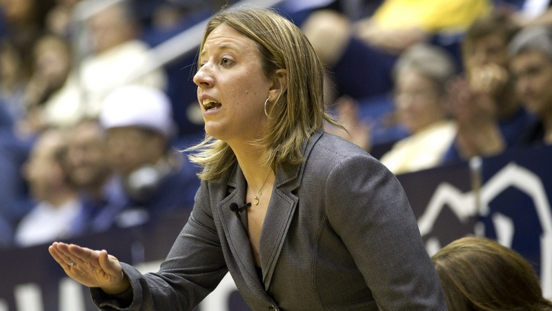 Five Questions with No. 21 California head coach Lindsay Gottlieb as the Golden Bears head into the Battle of the Bay