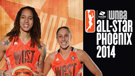 Phoenix to host the 2014 WNBA All-star Game in mid-July