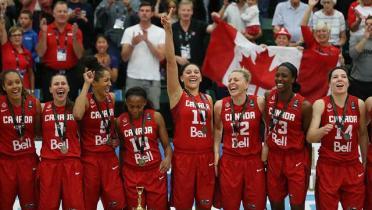Canada. Photo: FIBA.