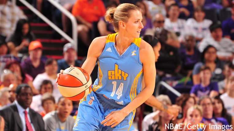 Dishin & Swishin 9/17/15 Podcast: Breaking down the conference semifinals with Lin Dunn and  Chiney Ogwumike