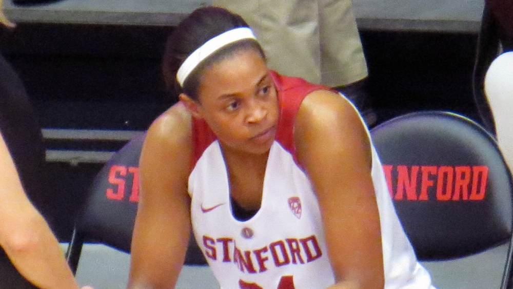 Erica McCall leads No. 11 Stanford in 73-30 payback win over Chattanooga