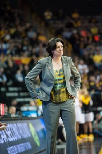 Miami head coach Katie Meier. Photo: Jeffrey Becker-USA TODAY Sports