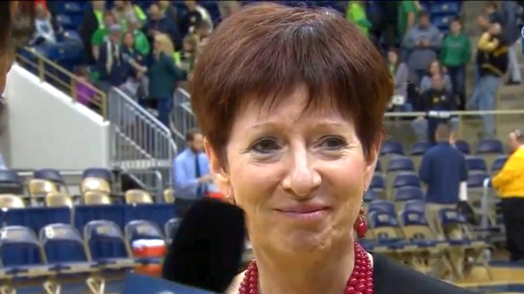 Notre Dame's Muffet McGraw reaches 800 career victories in win over Pitt