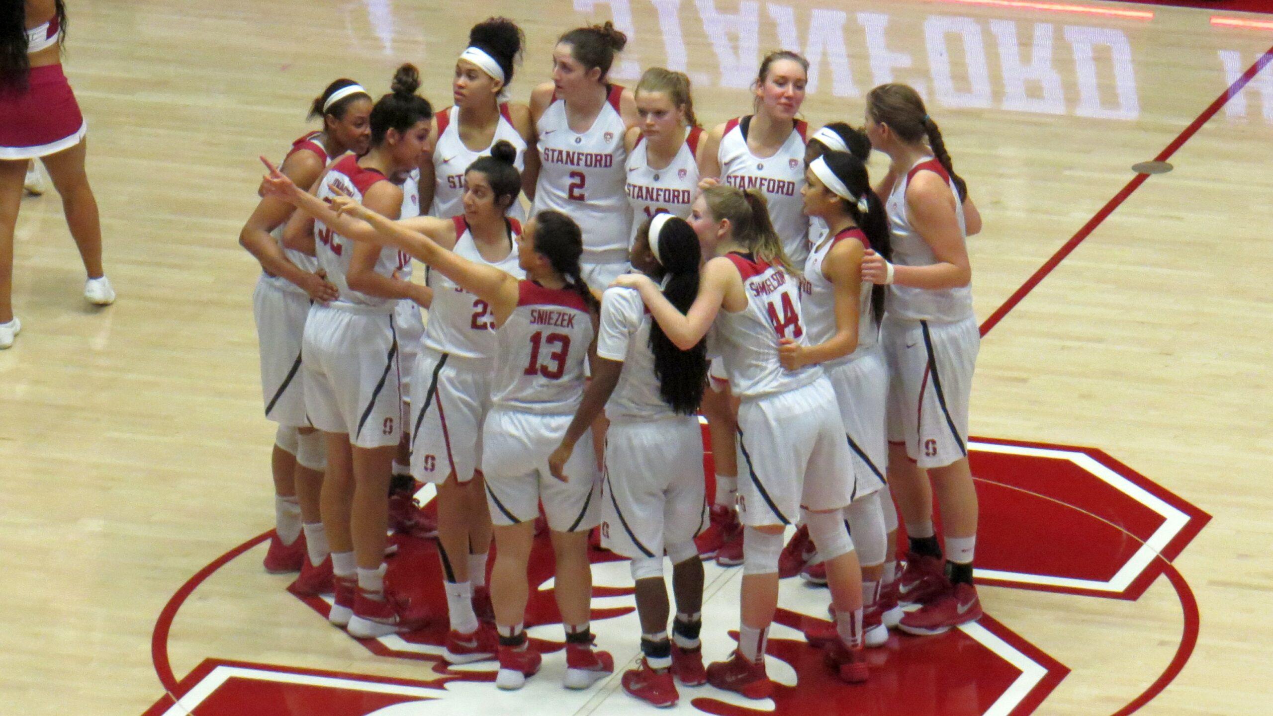 Third quarter surge helps Stanford put away up-and-coming Utah, 72-52