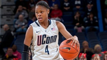 Moriah Jefferson. Photo: UConn Athletics.