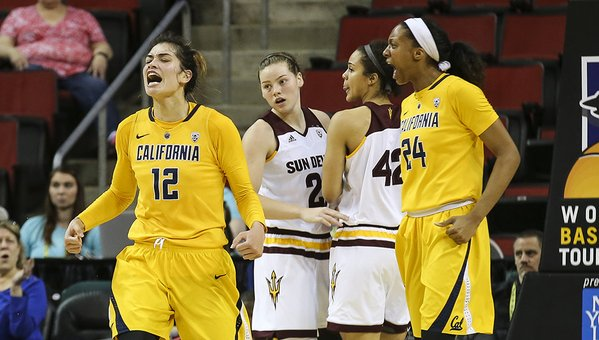 No. 10 seed Cal beats No. 2 seed Arizona State in Pac-12 quarterfinals for biggest upset in Pac-12 tournament history