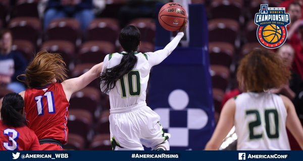 American Athletic Conference quarterfinals evening session: South Florida and Temple dominate in advancing to semifinals