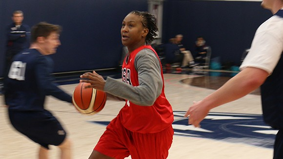 USA Basketball announces roster for 2016 Summer Olympics