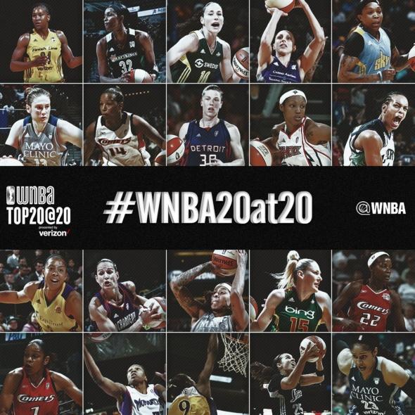 WNBA20at20
