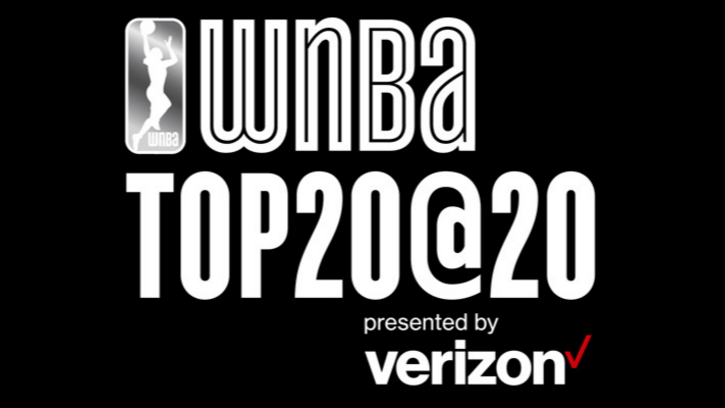 WNBA Top 20@20 unveiled, the best players in league history