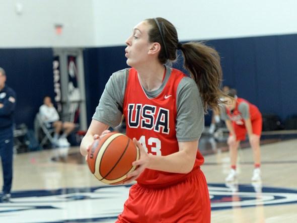 Breanna Stewart. Photo: USA Basketball.