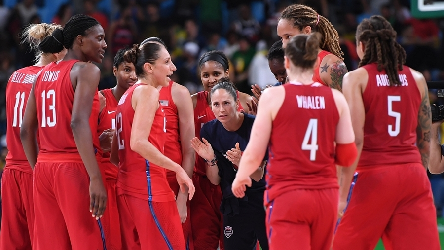 #Rio2016: U.S. overcomes feisty French squad 86-67 to reach sixth-straight gold medal game