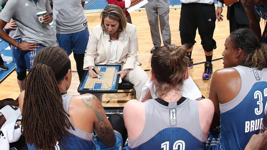 Minnesota's Cheryl Reeve named 2016 WNBA Coach of Year