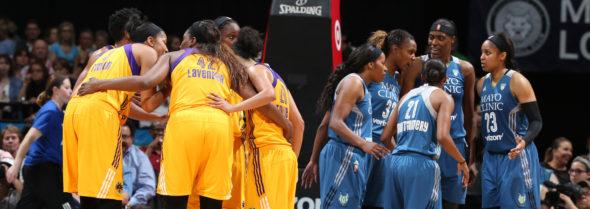 Photo: WNBA/NBAE.