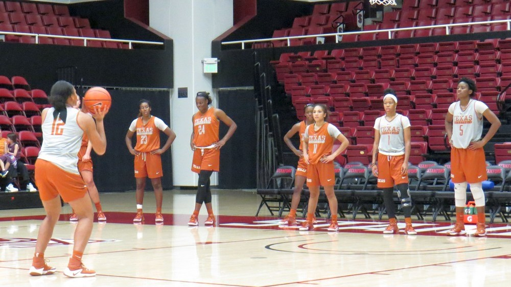Q&A with Karen Aston: Texas hits the ground running with tough non-conference challenges