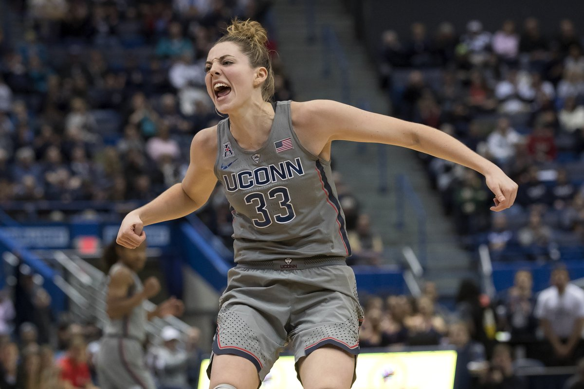 Hoopfeed  Poll for 1/17: UConn reigns, Notre Dame falls, Texas A&M re-enters