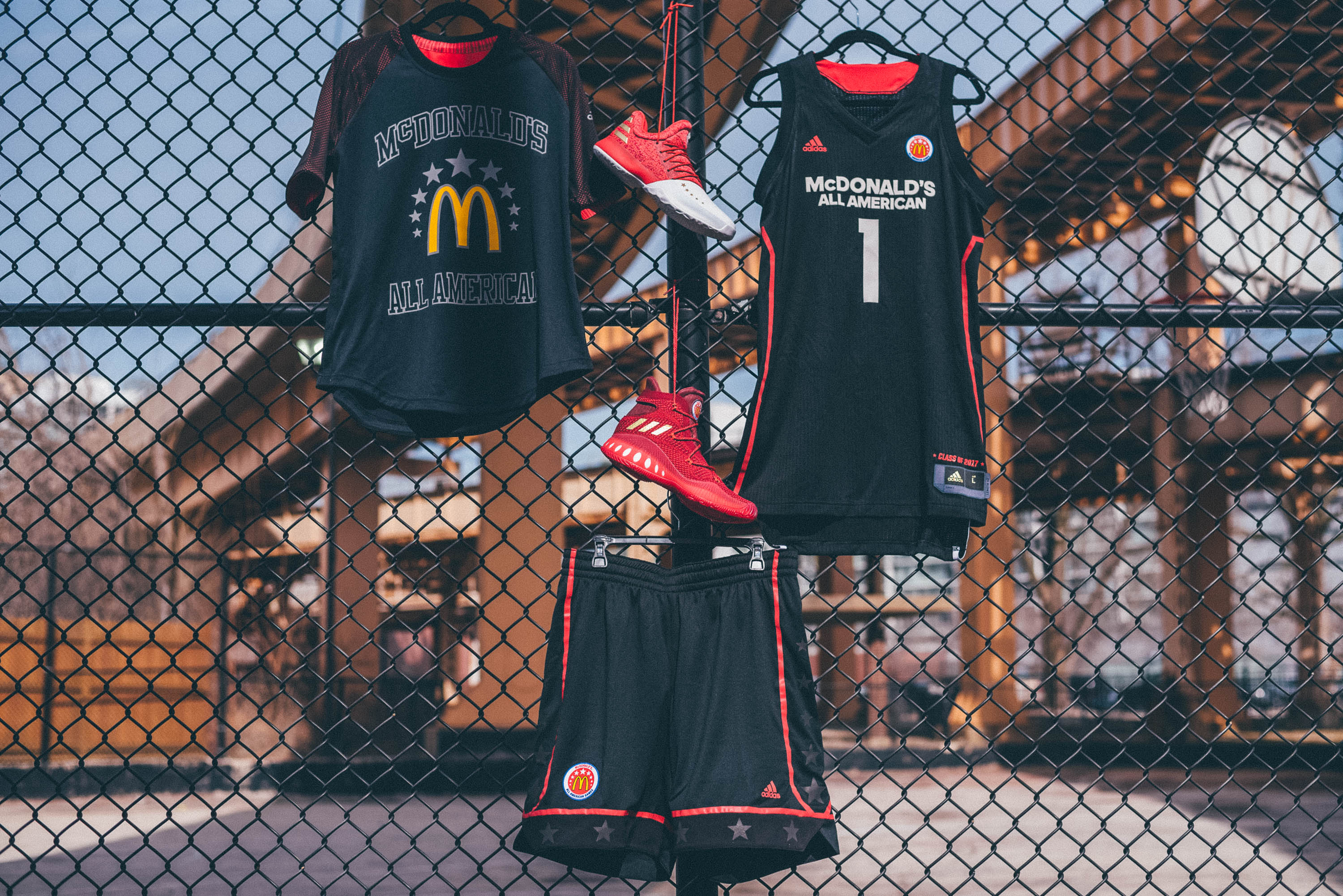 Adidas unveils official jerseys for the 2017 McDonald s All American Games 3b75b1103