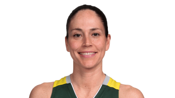 Sue Bird. NBAE/Getty Images.