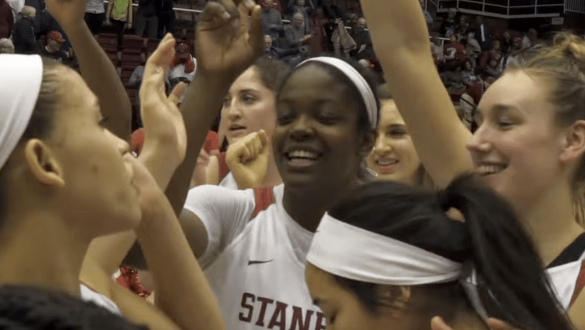 McPhee and Fingall key in Stanford rout of Utah, 70-49