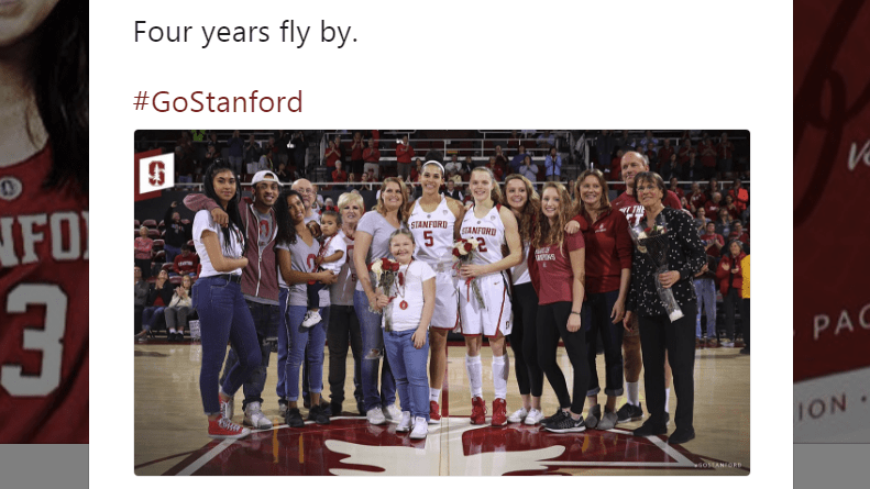 Stanford tops Colorado 62-53 on Senior Day for McPhee and Johnson