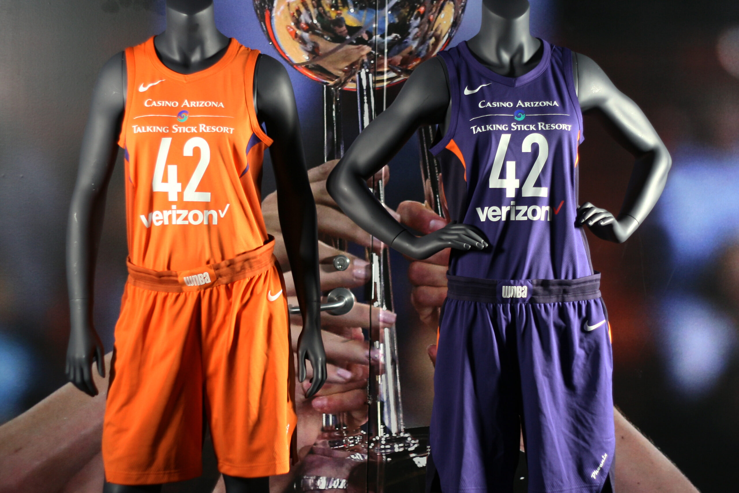 Video and gallery: Nike reveals 2018 WNBA uniforms
