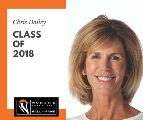 Chris Daily WBHOF 2018