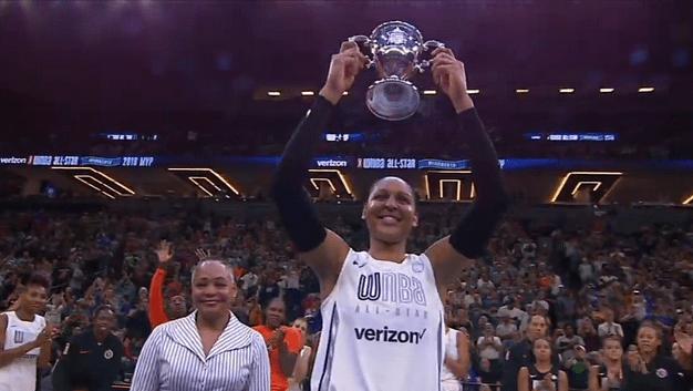 Maya Moore to sit out 2019 WNBA season