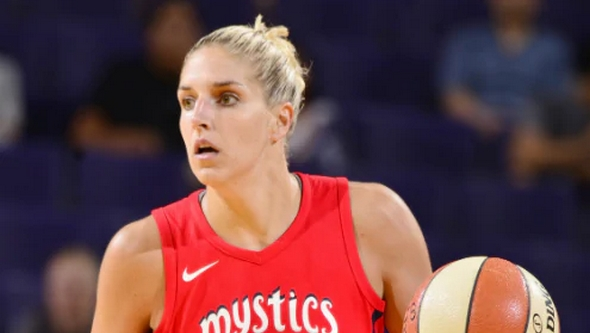 Elena Delle Donne leads Washington past Atlanta 87-84 in game 1 of semifinals series, ties franchise playoff record
