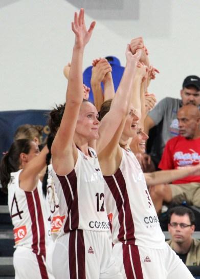 USA vs. Latvia. Jordan Michaelson/Hoopsgal.com