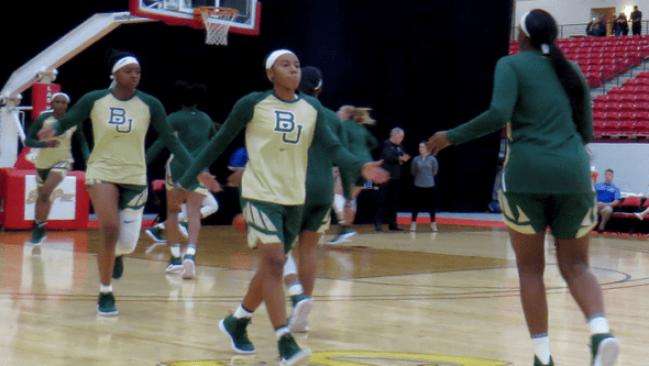 LAS VEGAS (Nov. 24, 2018) - No. 4 Baylor as well as No. 5 Louisville had successful run at the South Point Thanksgiving Shootout in Las Vegas last week.