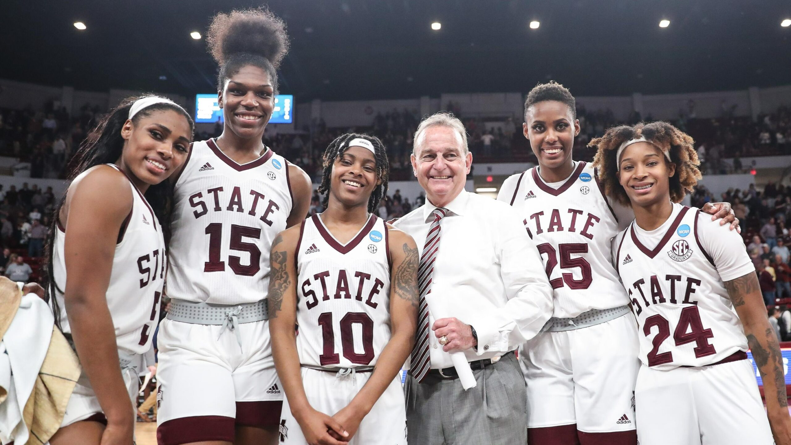 Mississippi State earns fourth straight trip to Sweet Sixteen with 85-61 win over Clemson