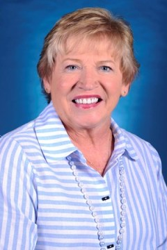 Sylvia Hatchell. Photo: UNC Athletics.