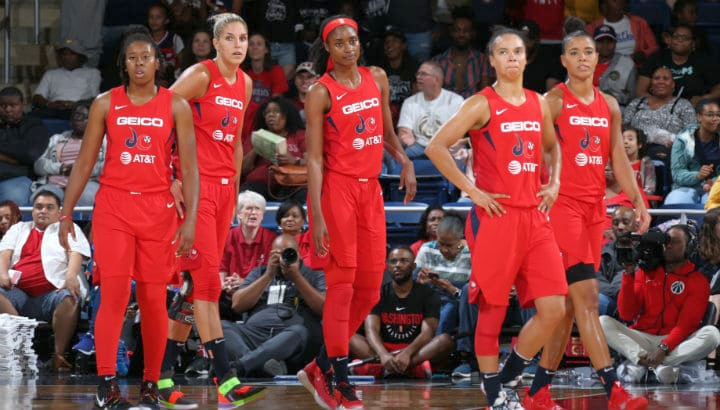 Writing Washington: Lengthy road trip awaits the Mystics