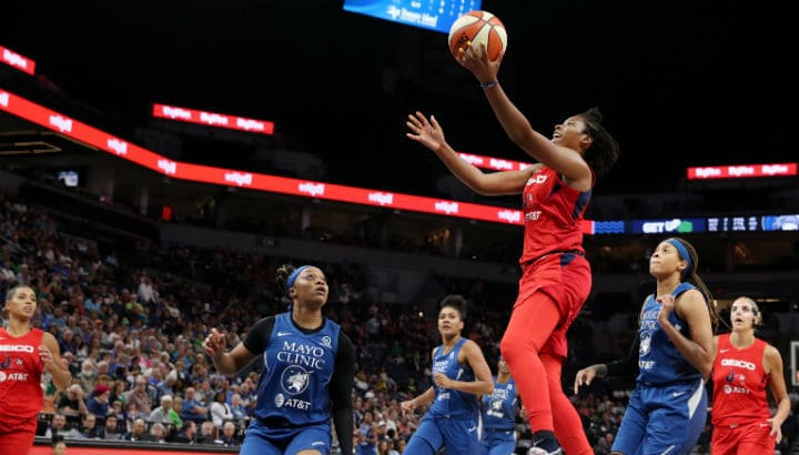 With playoff spot clinched, Mystics on a mission to improve on last year's historic run