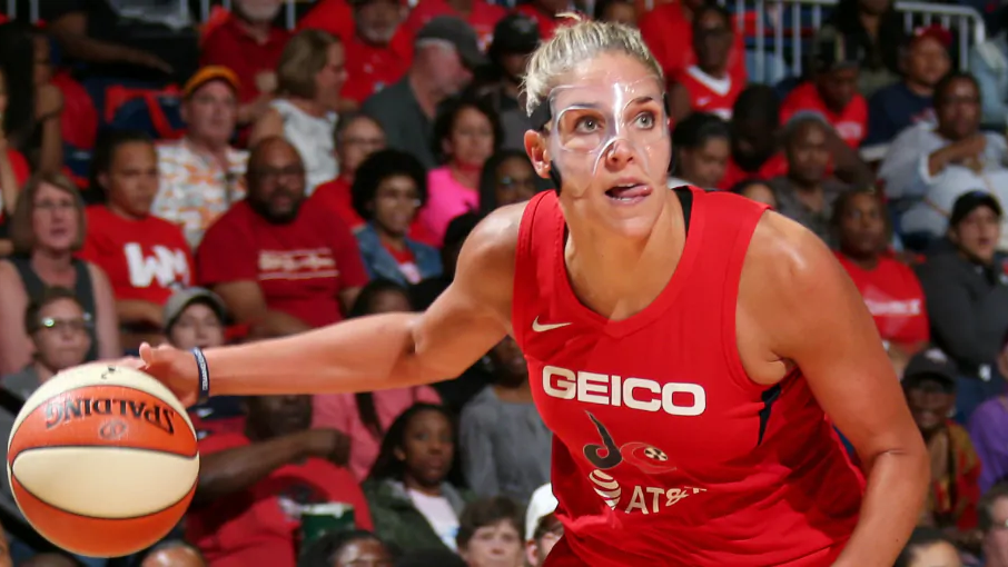 Elena Delle Donne leads the WNBA's list of most popular jerseys for third consecutive season