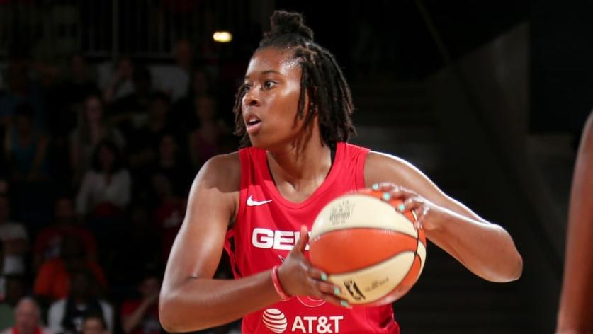 Ariel Atkins shines as Washington takes game 1 of WNBA Finals topping Sun 95-86