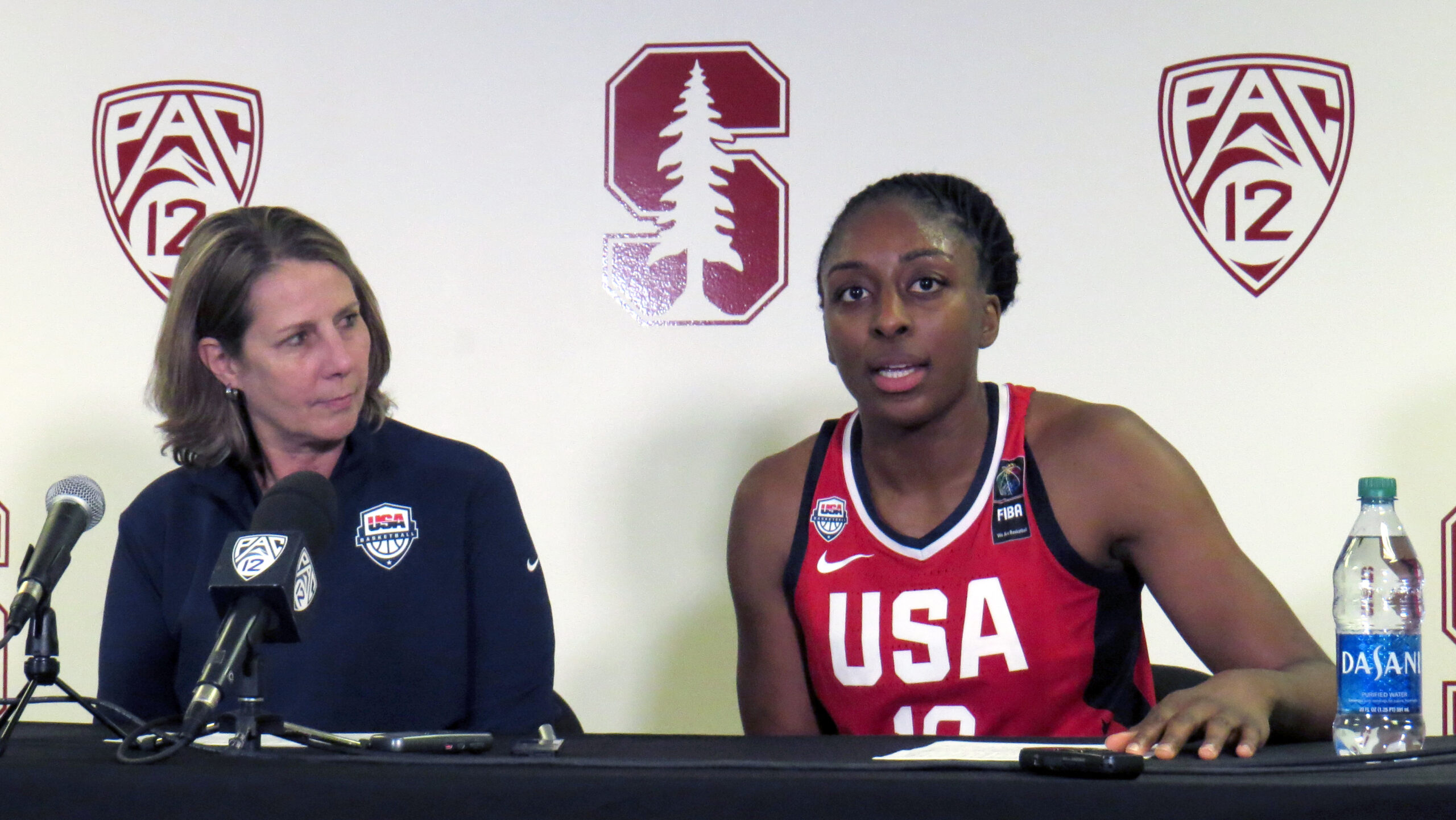 Ogwumike leads USA over Stanford, 95-80, national team kicks off campaign for gold in Tokyo