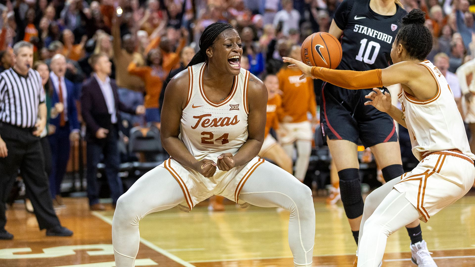 STI/Hoopfeed Poll: Stanford tumbles, Texas re-enters and Arizona continues to rise