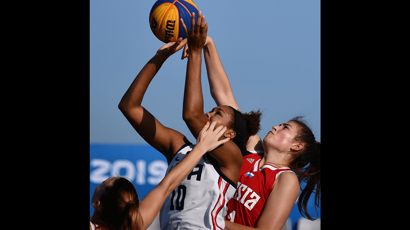 Rosters set for training camps for Women's 3×3 Olympic Qualifying Tournament teams